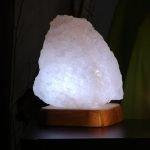 Lampa od himalajske soli 2